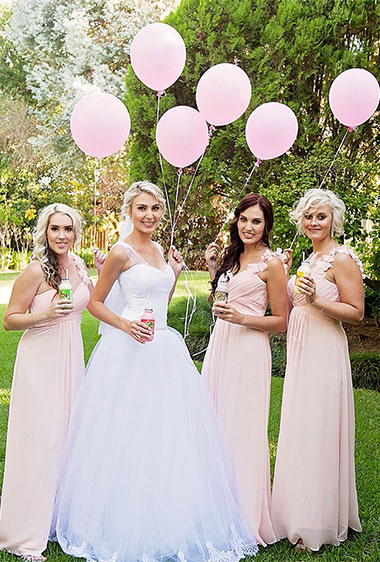 Bridesmaids Dresses Cape Town